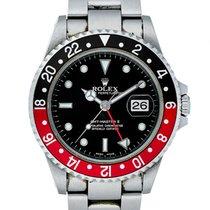 """Rolex , GMT-MASTER II """"COKE BEZEL,"""" REF. 16710"""