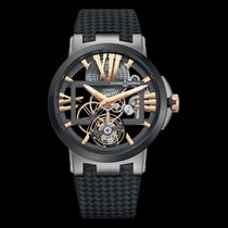 Ulysse Nardin Executive Skeleton Tourbillon Titanium 45mm