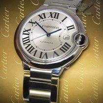 까르띠에 (Cartier) Ballon Bleu Date 42mm Stainless Steel Mens...