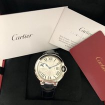 Cartier 37mm Automatik 2019 neu Ballon Bleu (Submodel)