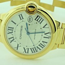 Cartier Ballon Bleu 42mm W69005Z2 pre-owned