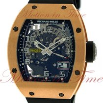 Richard Mille RM029 Rose gold RM 029 48mm pre-owned United States of America, New York, New York