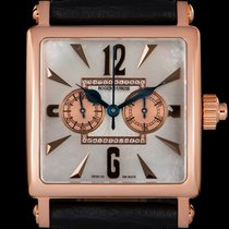 Roger Dubuis Rose gold 34mm Manual winding pre-owned