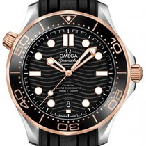 Omega 210.22.42.20.01.002 Staal Seamaster Diver 300 M 36,25mm