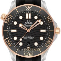 Omega 210.22.42.20.01.002 Staal 2019 Seamaster Diver 300 M 36,25mm nieuw