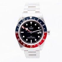 Tudor M79830RB-0001 Acero Black Bay GMT 41mm