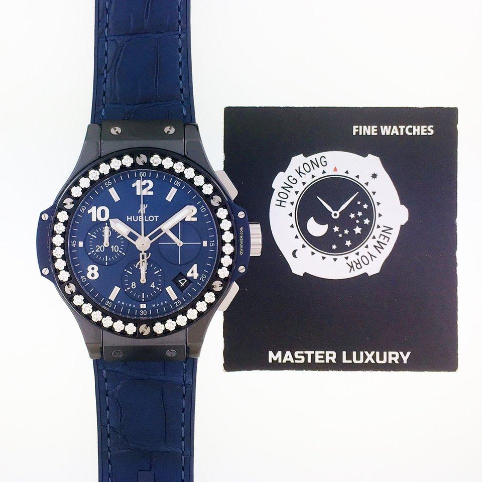 176ac1bba Hublot women's watches - 1,912 Hublot women's watches on Chrono24