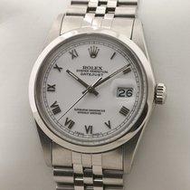 Rolex Datejust 16000 Service 11.2019 1987 gebraucht