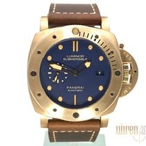 Panerai Special Editions neu 47mm Bronze