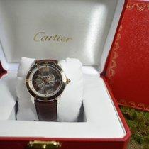 Cartier Ronde Croisière de Cartier usados 42mm Acero