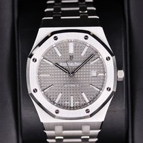 Audemars Piguet 15400ST.OO.1220ST.04 Steel Royal Oak Selfwinding 41mm pre-owned United States of America, New York, New York