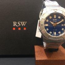 RSW Stahl 43mm Quarz 9245.BS.S0.3.00 neu