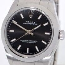 Rolex Oyster Perpetual 31 Stahl 31mm Schwarz Deutschland, Mannheim