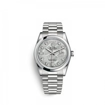 Rolex Platinum Automatic 36mm new Day-Date 36