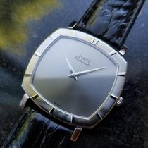 Piaget White gold 33mm Automatic pre-owned