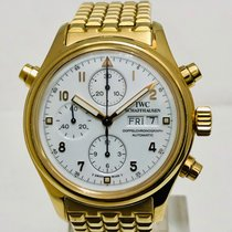 IWC Yellow gold 42mm Automatic IW3713 pre-owned United States of America, California, Cerritos