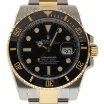 Rolex Submariner Date nuevo 2019 Automático Reloj con estuche y documentos originales 116613