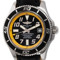 Breitling Superocean 42 Steel 42mm Black United States of America, Texas, Austin