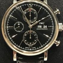IWC Portofino Chronograph IW391008 2011 pre-owned