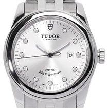 Tudor Glamour Date Steel 31mm