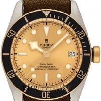 Tudor Black Bay S&G novo 2019 Automático Relógio com caixa e documentos originais M79733N-0006