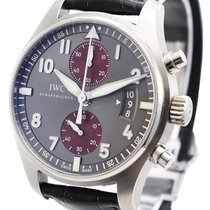 IWC Pilot Spitfire Chronograph IW387810 pre-owned