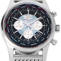 Breitling Transocean Chronograph Unitime AB0510U4.BB62.152A 2017 pre-owned