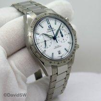 Omega Speedmaster '57 Titanium 41.5mm White No numerals United States of America, Florida, Orlando