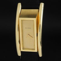 Boucheron Yellow gold 50mm Manual winding pre-owned United States of America, Florida, Miami
