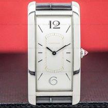 Cartier Tank (submodel) 23mm Silver Arabic numerals