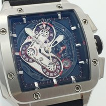 Κβστίς (Cvstos) EVOSQUARE 50 LIMITED CHRONOGRAPH High Fidelity...