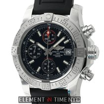 Breitling Avenger II Steel 43mm Black United States of America, New York, New York