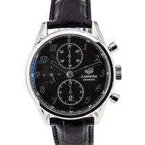TAG Heuer Carrera Chronograph Black Calibre 16