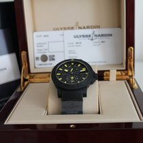 Ulysse Nardin Maxi Marine Diver Black Sea Yellow