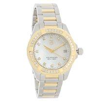 TAG Heuer Aquaracer Series Ladies Diamond Quartz Watch...