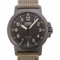 Oris BC3 Advanced 42 Day Date Grey