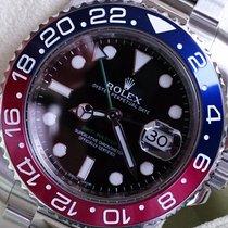 Rolex GMT II Ref 116710 PEPSI + Unikat +W NEU+ROLEX Papiere u Box