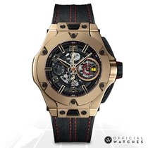 Hublot Big Bang Ferrari 45mm Transparent No numerals