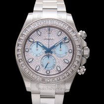 Rolex 116576TBR Platinum Daytona new