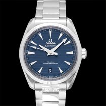 Omega Seamaster Aqua Terra Steel 38mm Blue United States of America, California, San Mateo