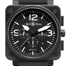 Bell & Ross BR 01-94 Carbon Chronograph