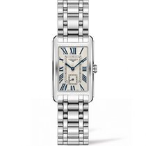 Longines DolceVita Steel 23mm Silver Roman numerals United States of America, New York, NY