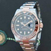Rolex GMT-Master II EVEROSEGOLD / STEEL NEW 126711CHNR ''ROOT...