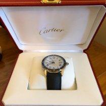 Cartier 42mm Automatic new Ronde Croisière de Cartier Silver