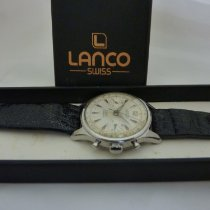 Laco Steel Manual winding pre-owned