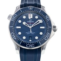 Omega 210.32.42.20.03.001 Staal Seamaster Diver 300 M 42mm