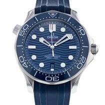 Omega 210.32.42.20.03.001 Steel Seamaster Diver 300 M 42mm