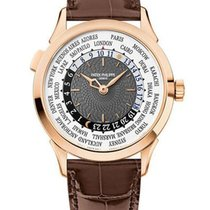 Patek Philippe World Time Rose gold United States of America, New York, NEW YORK