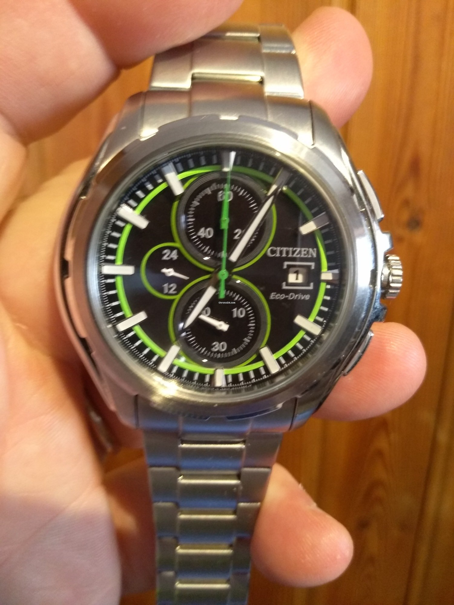85df0cff171726 Citizen Eco-Drive Crono B612 for $109 for sale from a Private Seller ...