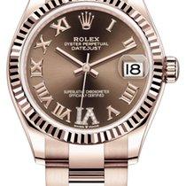 Rolex Datejust Rose gold 31mm